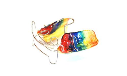 zahnspange regenbogen